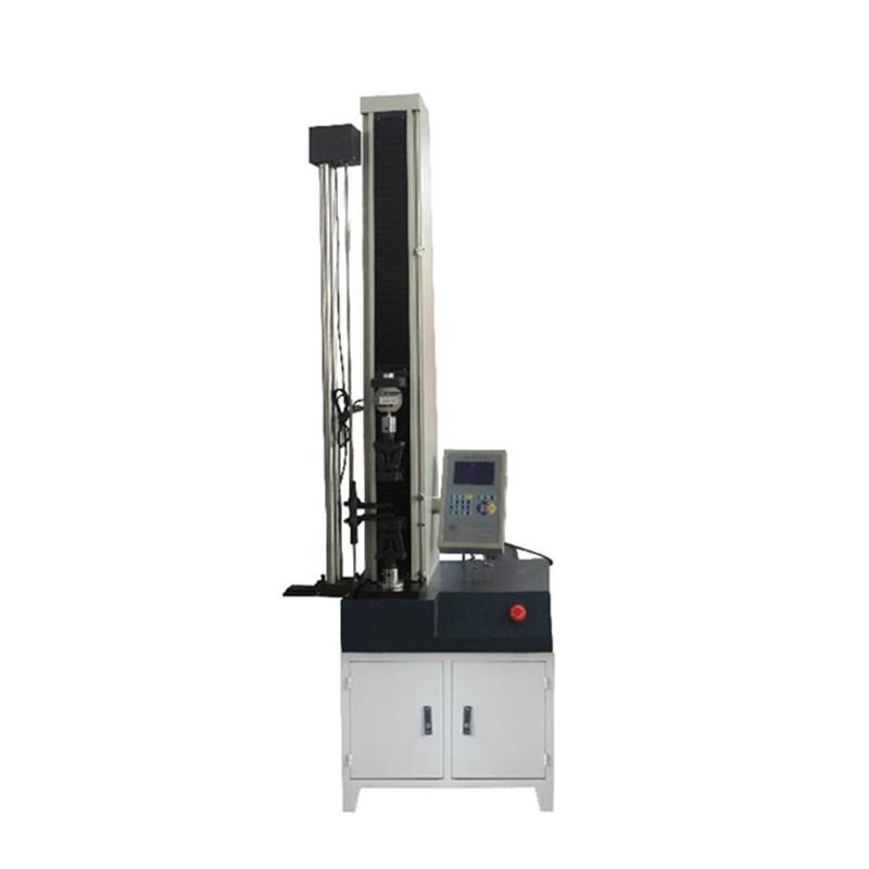如何校准橡胶材料试验机的各项功能(图1)